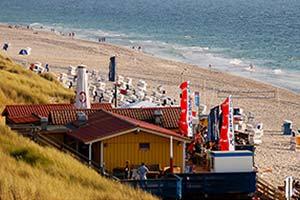 Wonnemeyer am Strand